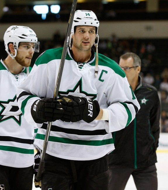 Jamie Benn, Tyler Seguin, Dallas Stars, Fantasy Hockey