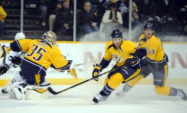 Nashville Predators Projected 2015-16 Defense Pairs
