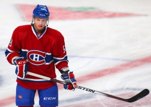 Montreal Canadiens forward Sven Andrighetto
