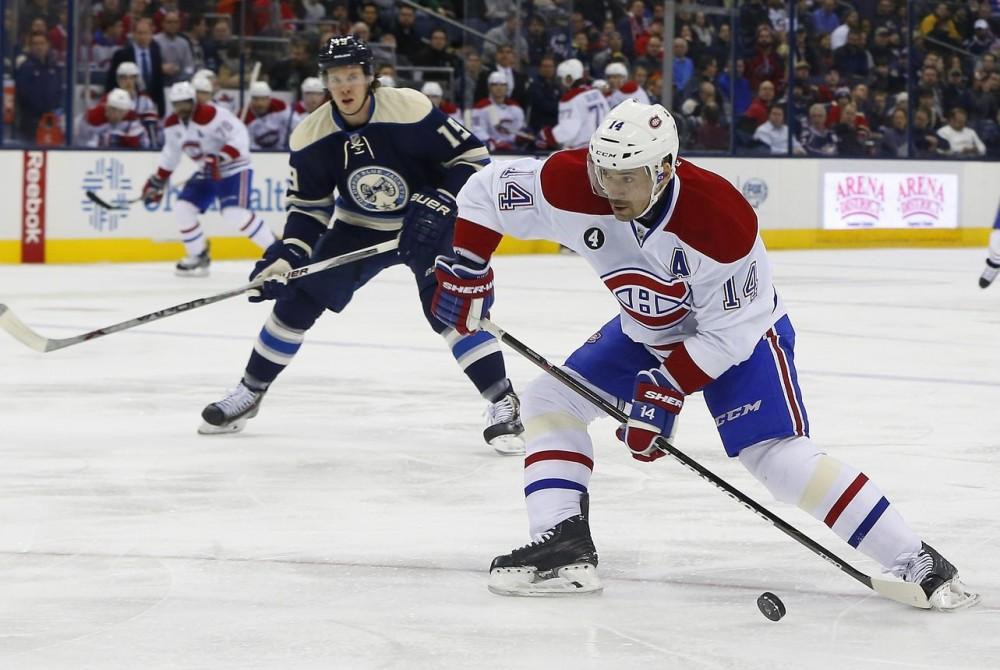 Tomas Plekanec, Montreal Canadiens, NHL, Hockey, Milestones