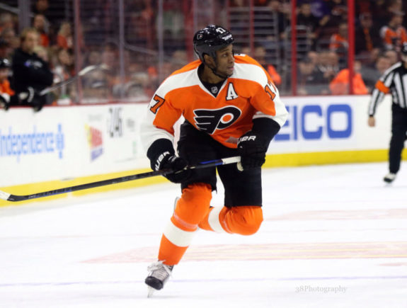 Wayne Simmonds Sabres