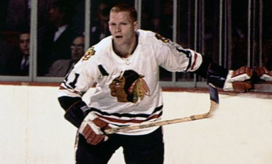 50 Years Ago in Hockey - Hawks Make Hay Against Bruins