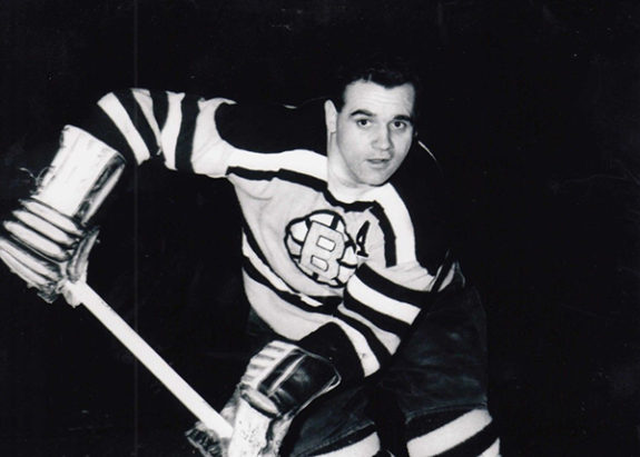 Leo Boivin, Boston Bruins