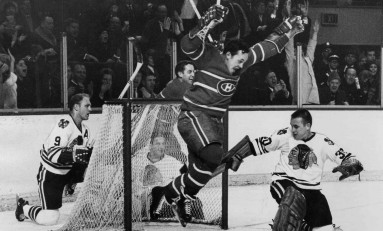 50 Years Ago in Hockey - Habs Take Showdown with Hawks