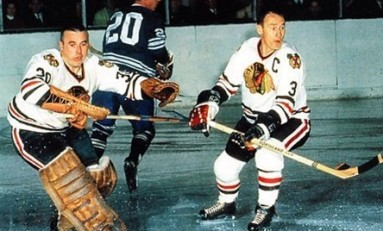 50 Years Ago in Hockey - Leafs, Hawks Scoreless
