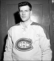 Phil Goyette as a Canadien.