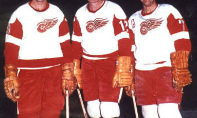 70 Years Ago: Red Wings Surprise Rangers in Final