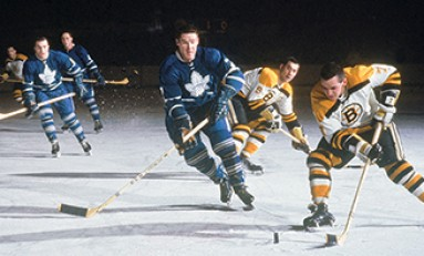 Maple Leafs By The Numbers: No. 6 - Ron Ellis