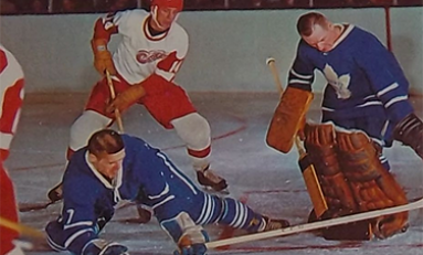 50 Years Ago in Hockey - Habs, Leafs Both Win at Home