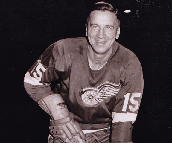 Ted Lindsay, Detroit Red Wings