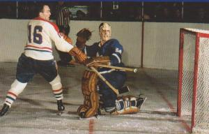 Former Leaf goalie Don Simmons is tops in CPHL.
