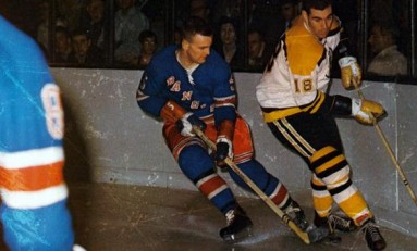 50 Years Ago in Hockey - Sterner Impressive in Debut
