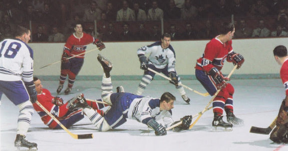 Toronto - Montreal action