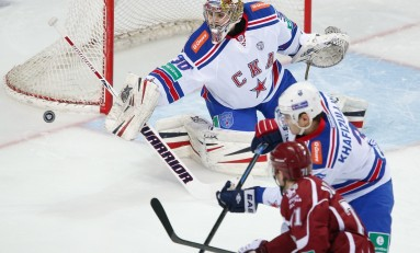 Rangers Shesterkin Heir Apparent to Lundqvist's Throne