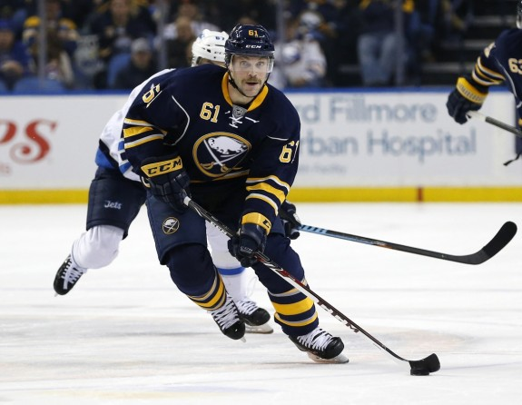 Sabres like Andre Benoit want to prove they belong in the NHL (Kevin Hoffman-USA TODAY Sports)