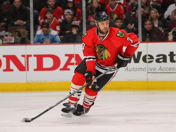 (Dennis Wierzbicki-USA TODAY Sports) Brent Seabrook is the perfect fit for Edmonton's ailing blue-line. He might not be a Norris contender, but he's a true top-pairing defenceman with size and all-around ability, which is exactly what Edmonton needs. He just turned 30 last month, so he should have a lot of good years left in him, although Seabrook will need a new contract after next season.