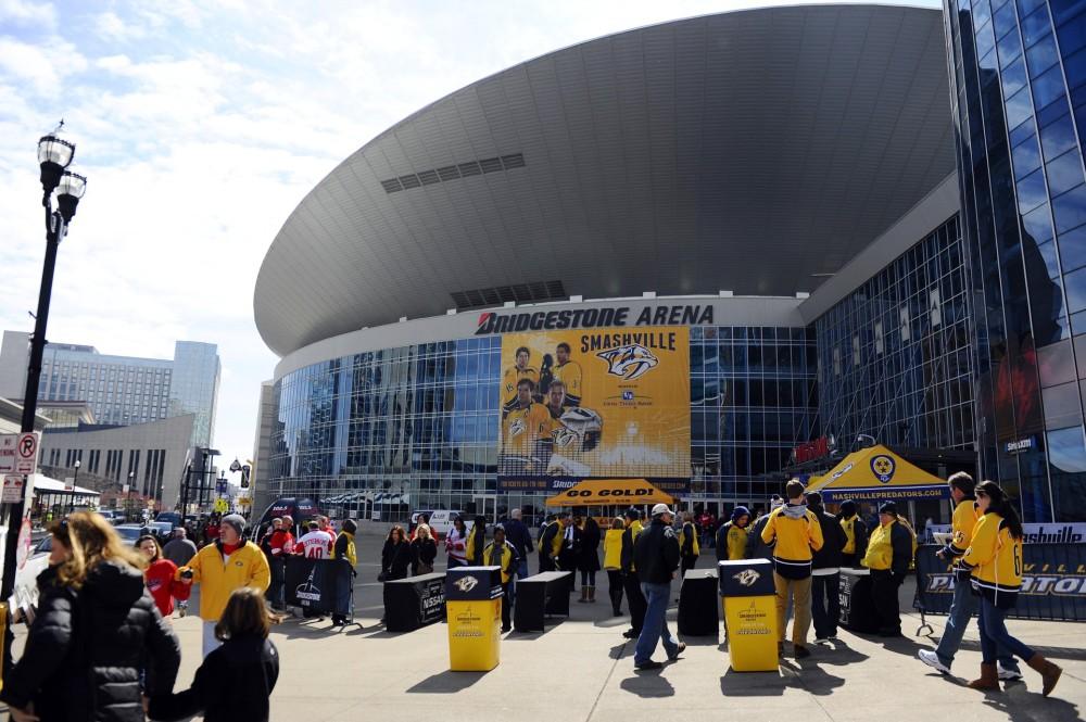 Predators Hire Wade Redden, NHL, Bridgestone Arena