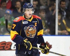 Erie Otters forward Connor McDavid