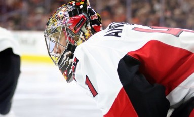 Recap: Anderson Stands Tall in Senators' Win
