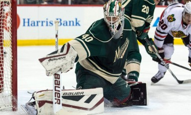 Wild Goalie Situation Needs Fixing
