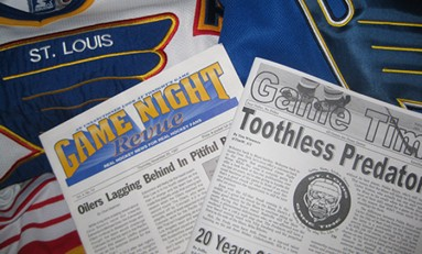Fan-Run Blues Newspaper Still Providing Insight, Tradition 20 Years Later