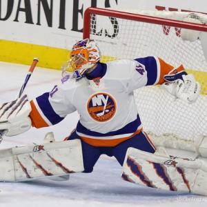 Jaroslav Halak New York Islanders