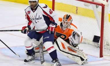 Washington Capitals: Joel Ward is Expendable