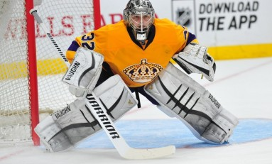 Kings' Goaltending Situation Quickly Changing