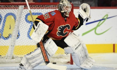 Q & A with Karri Ramo of the Calgary Flames
