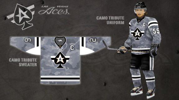 Las Vegas Aces Camo Concept Jersey [photo: sparky chewbarky]