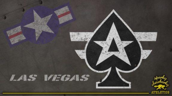 Las Vegas Aces Primary Logo concept [photo: sparky chewbarky]