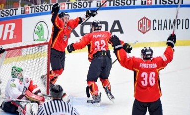 EIHL Will Get Wild Card Team in Champions League