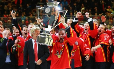 Champions Hockey League Draws Round of 32