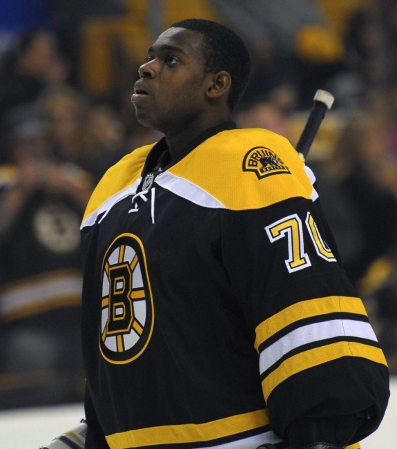 (Bob DeChiara-USA TODAY Sports) Malcolm Subban was a first-round pick in 2012, but he might not have a future in Boston.