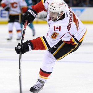 Mark Giordano, Calgary Flames, NHL, Hockey