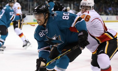San Jose Sharks Matt Tennyson: Failing The Test?