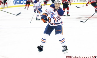 Q & A with Ryan Nugent-Hopkins of the Edmonton Oilers