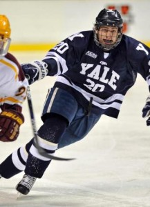 Jesse Root of Yale vs Minnesota