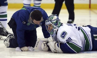Hockey News: Miller Time in Vancouver; Alex Burrows Injury