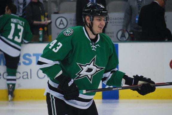 Valeri Nichushkin Dallas Stars