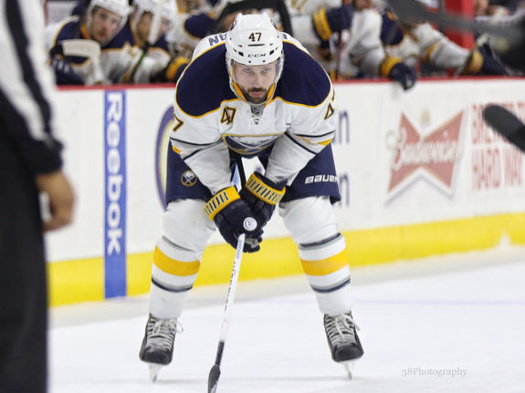 Zach Bogosian, Buffalo Sabres, NHL, Fantasy Hockey