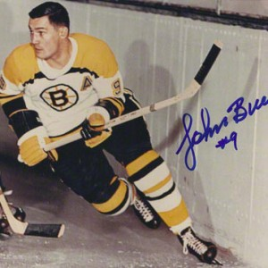 Rumors persist John Bucyk could be traded to Toronto.