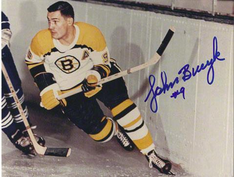 Johnny Bucyk, Boston Bruins