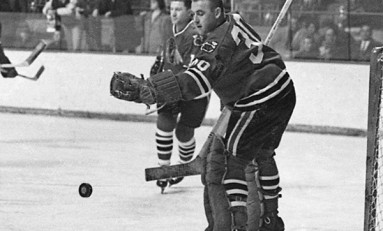 50 Years Ago in Hockey - DeJordy Blanks Habs