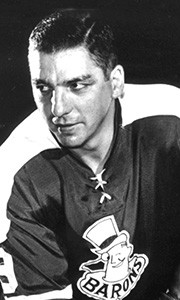 Fred Glover, AHL legend.