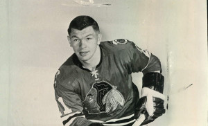 Stan Mikita set up the game-winner.