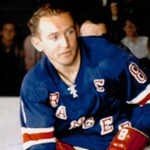 Bob Nevin, new Rangers captain