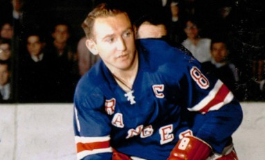 50 Years Ago in Hockey: Bob Baun to Rangers?