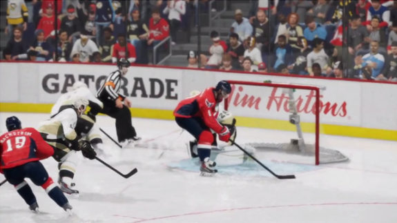 Tim Hortons and Gatorade featured as advertisers in NHL 15