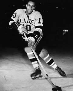 Will WHL stars like Willie O'Ree be plying their trade in the NHL soon?